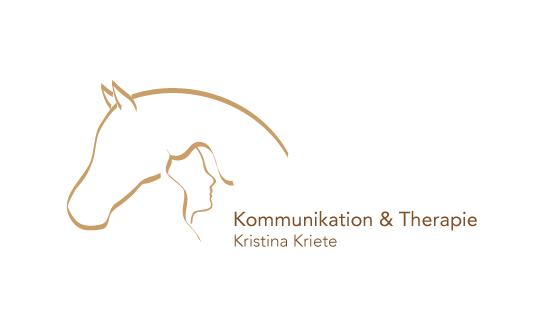 Logo von Kommunikation und Therapie Kristona Kriete