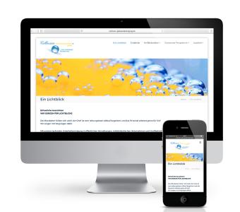 Webdesign für Collmann Gebäudereinigung
