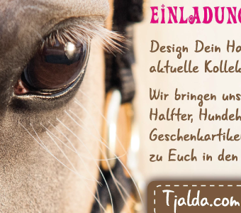 Tjalda Designhalfter